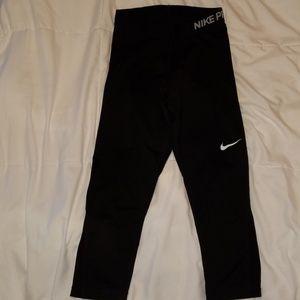 Nike Pants - Nike pro dry fit running legging.